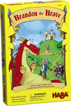 Brandon The Brave - Boardlandia