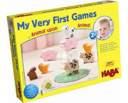 My Very First Games: Animal Upon Animal - Boardlandia