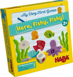 My Very First Games: Here, Fishy, Fishy! - Boardlandia