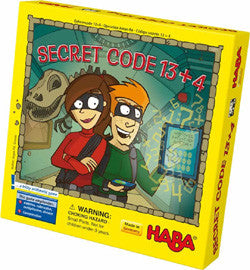 Secret Code 13+4 - Boardlandia