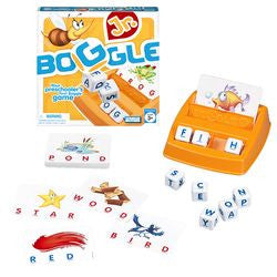 Boggle Jr. Dice Game - Boardlandia