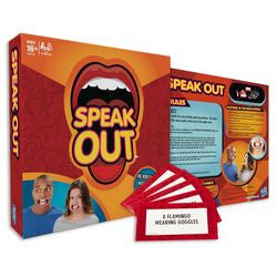 Speak Out - Boardlandia