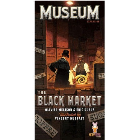 Museum: The Black Market Expansion