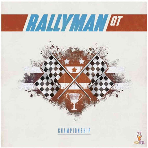 Rallyman GT: Championship Expansion (Pre-Order)