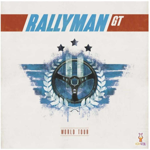 Rallyman GT: World Tour Expansion