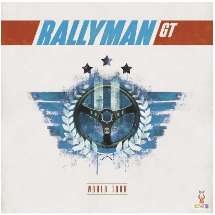 Rallyman GT: World Tour Expansion (Pre-Order)