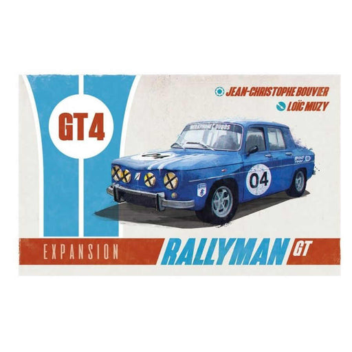 Rallyman GT: GT4 Expansion (Pre-Order)