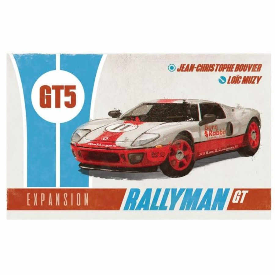 Rallyman GT: GT5 Expansion
