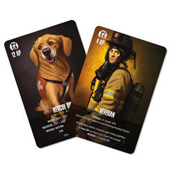 Flash Point Fire Rescue: Veteran & Rescue Dog Accessory Pack - Boardlandia