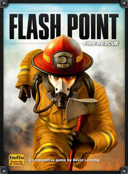 Flash Point Fire Rescue 2nd Ed - Boardlandia