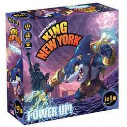 King Of New York: Power Up! - Boardlandia