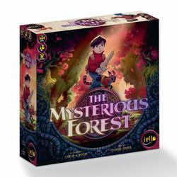 The Mysterious Forest - Boardlandia
