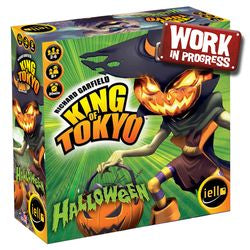 King of Tokyo: Halloween (Second Edition)