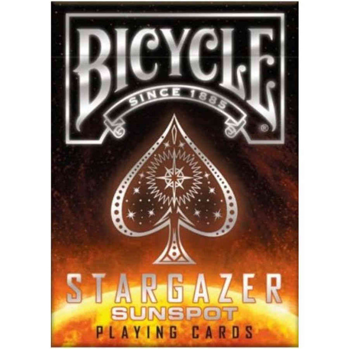 Bicycle Playing Cards: Stargazer Sunspot