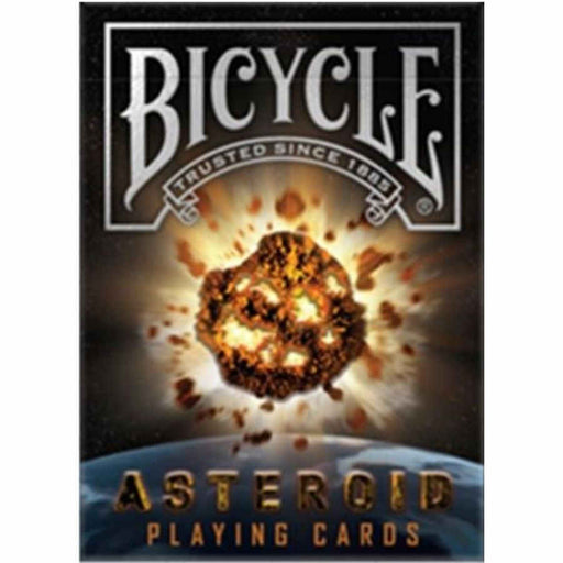 Bicycle Playing Cards: Asteroids
