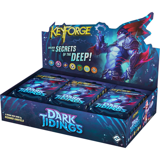 KeyForge: Dark Tidings Archon Deck Display (Pre-Order)