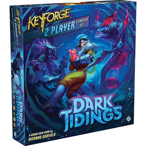 KeyForge: Dark Tidings Two-Player Starter Set (Pre-Order)