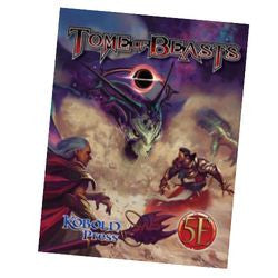 TOME OF BEASTS (5TH EDITION) - Boardlandia