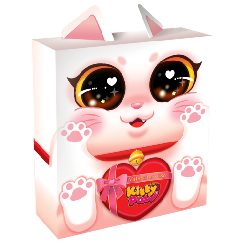 Kitty Paw: Valentine`s Day Edition