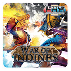 Battlecon - War Of Indines - Remastered - Boardlandia