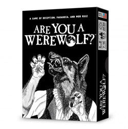 Are You A Werewolf? - Boardlandia