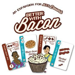 Just Desserts - Better With Bacon - Boardlandia