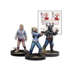 THE WALKING DEAD: ALL OUT WAR - ANDREA BOOSTER - Boardlandia