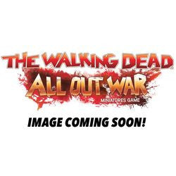 The Walking Dead: All Out War - Deluxe Gaming Mat - Boardlandia