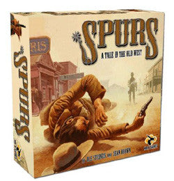 Spurs - A Tale In The Old West - Boardlandia