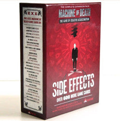 Machine Of Death: Side Effects - Expansion - Boardlandia