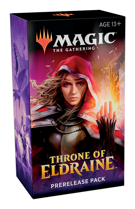 Magic the Gathering - Throne of Eldraine Pre-Release Pack