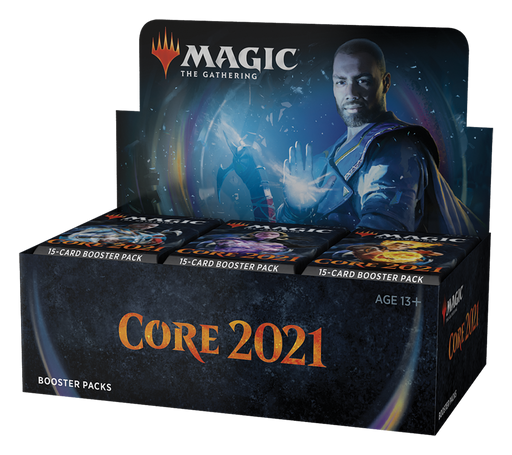 Magic the Gathering - Core 2021 - Booster Box