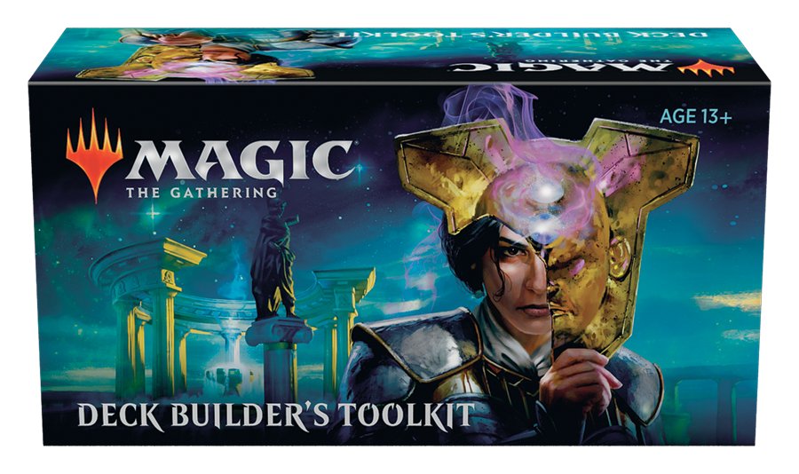 Magic the Gathering - Theros Beyond Death - Deck Builder's Toolkit