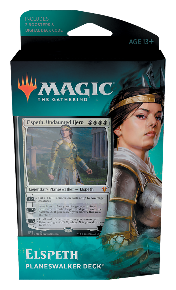 Magic the Gathering - Theros Beyond Death - Planeswalker Deck - Elspeth