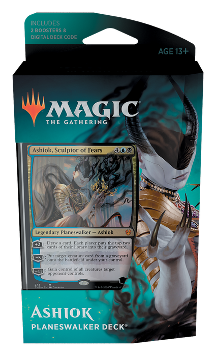 Magic the Gathering - Theros Beyond Death - Planeswalker Deck - Ashiok