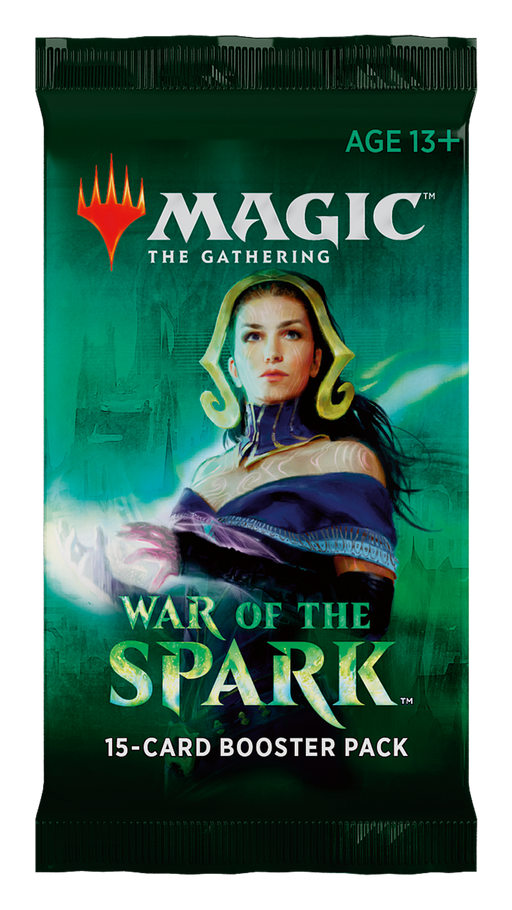Magic the Gathering - War of the Spark - Japanese Booster Pack