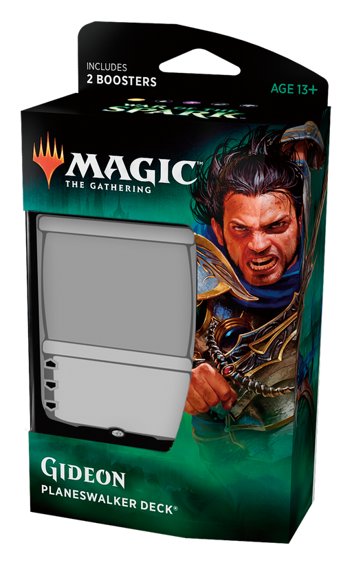 Magic the Gathering - War of the Spark - Gideon Planeswalker Deck