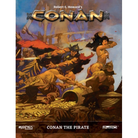 Conan RPG: Conan the Pirate