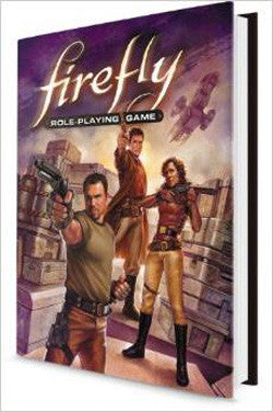 Firefly Role Playing Game - Boardlandia