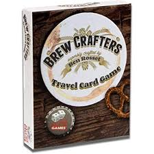 Microbrewers: The Brewcrafters Travel Card Game