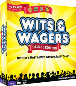 Wits And Wagers Deluxe Edition - Boardlandia