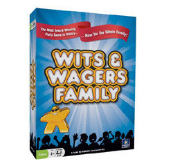 Wits And Wagers Family Edition - Boardlandia