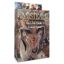 Mistfall: Valskyrr Expansion - Boardlandia