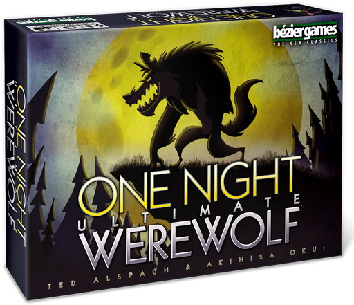 One Night Ultimate Werewolf - Boardlandia