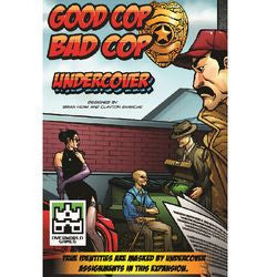 GOOD COP - BAD COP: UNDERCOVER - Boardlandia