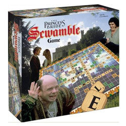 The Princess Bride: Scwamble - Boardlandia