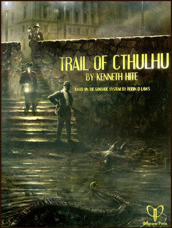 Trail Of Cthulhu - Boardlandia