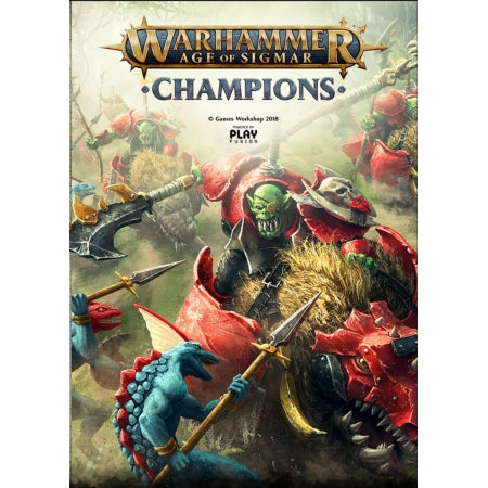 Warhammer TCG: Age of Sigmar Champions - Booster Box