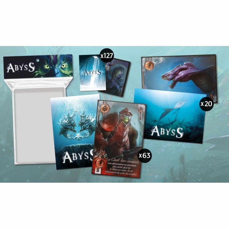 Abyss Sleeves (Pre-Order)