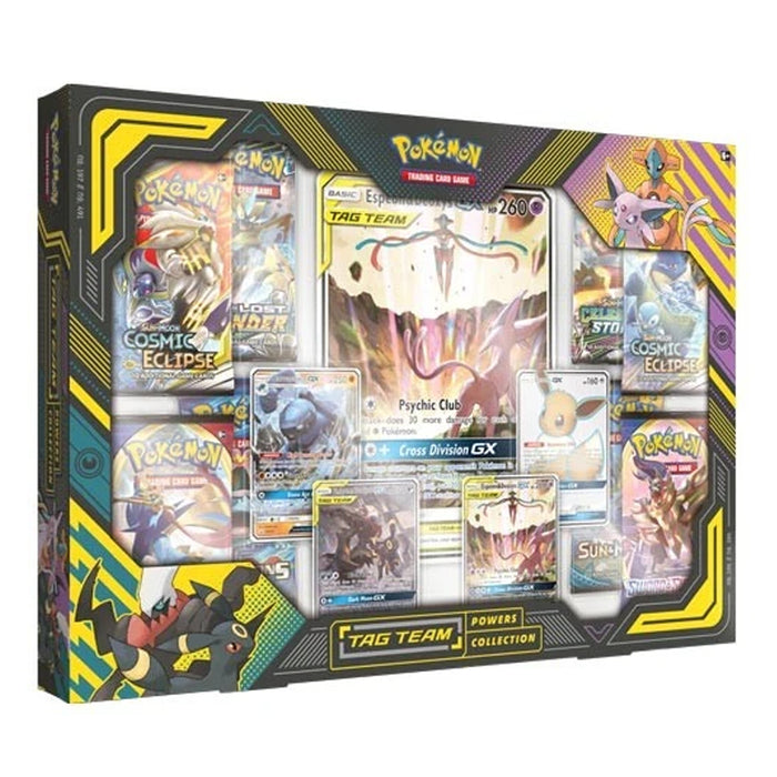 Pokemon TCG: Tag Team - Powers Collection